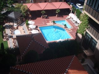 Granada hotel sarayan