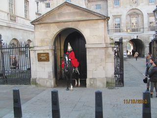 London in November 010