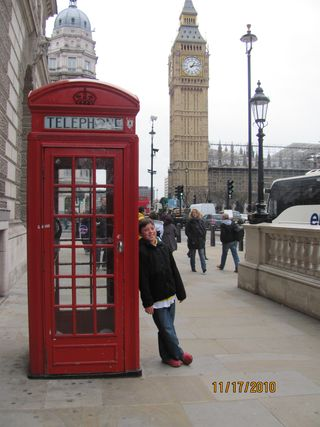 London in November 081
