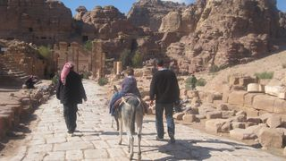 Jordan - petra and wadi rum 277
